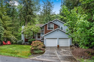 Bellingham Single Family Home For Sale: 1 Lost Lake Lane