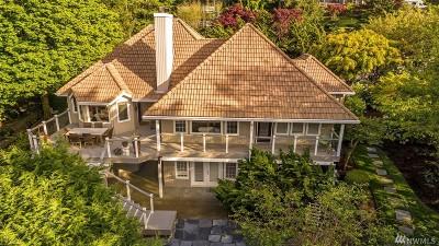 Tacoma Single Family Home For Sale: 6007 Nahane West NE