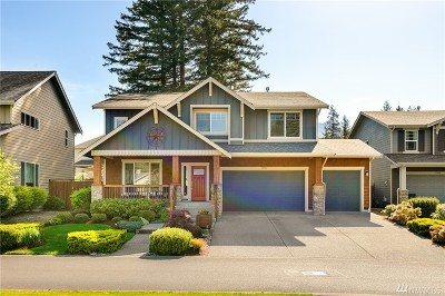 North Bend WA Single Family Home For Sale: $899,000