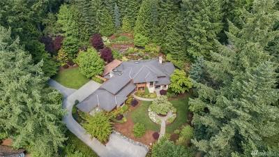 Redmond Single Family Home For Sale: 22836 NE 54th St