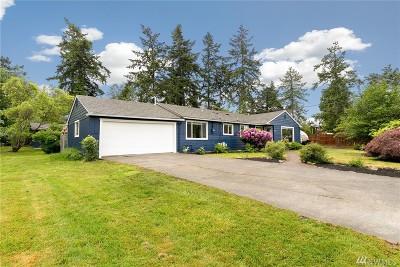 Tacoma Single Family Home For Sale: 606 Pierce Lane NE