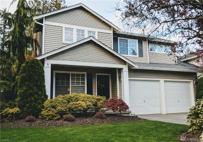 Everett Single Family Home For Sale: 4829 147th Place SE