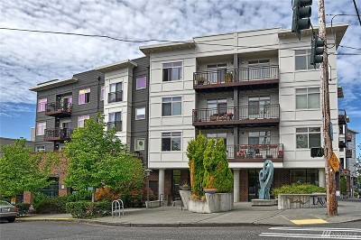 Seattle WA Condo/Townhouse For Sale: $499,990