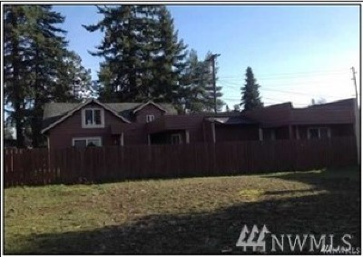 Lakewood Multi Family Home For Sale: 4418 109th St SW