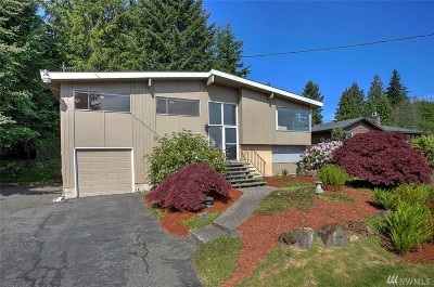 Federal Way Single Family Home For Sale: 30209 23rd Ave SW