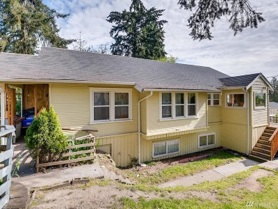 Shoreline Single Family Home For Sale: 19204 15th Ave NE