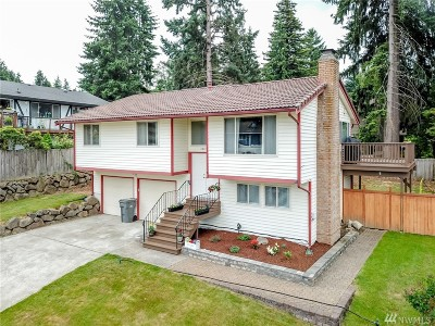 Federal Way Single Family Home For Sale: 32719 40th Ave SW