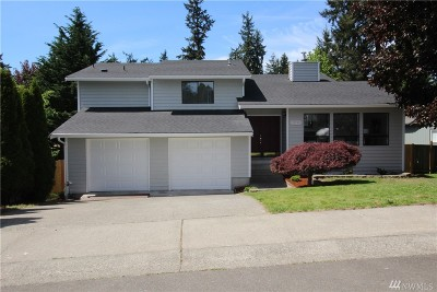 Federal Way Single Family Home For Sale: 37719 27th Place S