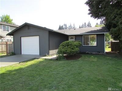 Orting Single Family Home For Sale: 215 Varner Ave SE