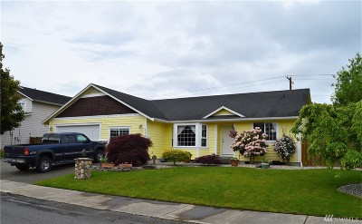 Orting Single Family Home For Sale: 14614 147th Ave E