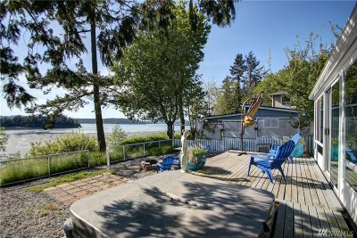 Anacortes, La Conner Single Family Home For Sale: 17892 Cobahud Rd