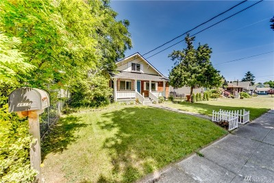 Tacoma WA Single Family Home For Sale: $425,000