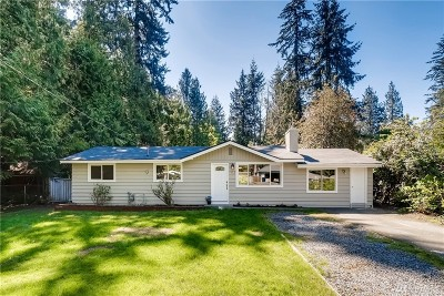 Bothell Single Family Home For Sale: 112 Poppy Rd