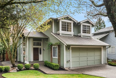 Bothell Single Family Home For Sale: 20428 Hollyhills Dr NE