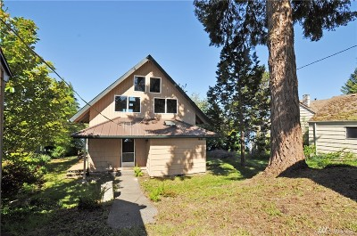Olympia Single Family Home Pending Inspection: 5235 Atchinson Dr SE