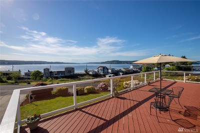 Tacoma Single Family Home For Sale: 2619 Lemons Beach Rd W
