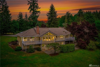 Snohomish Single Family Home For Sale: 8402 127th Avenue SE