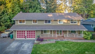 Redmond Single Family Home For Sale: 6812 151st Ave NE