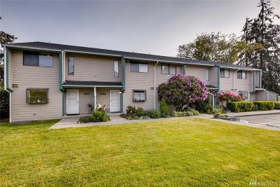 Snohomish Condo/Townhouse For Sale: 702 5th St #c301