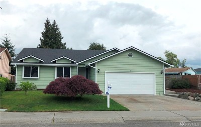 Lynnwood Single Family Home For Sale: 20217 38th Ave W