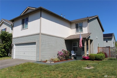 Yelm Single Family Home For Sale: 14852 99th Ave SE