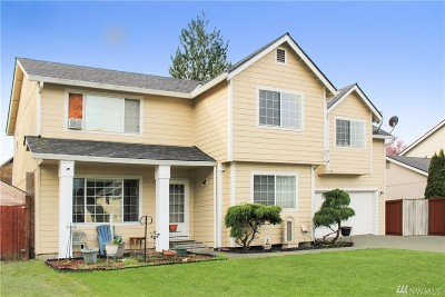 Sumner Single Family Home For Sale: 15718 53rd St Ct E