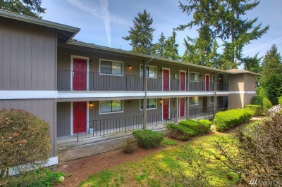 Federal Way Condo/Townhouse For Sale: 2123 SW 318th Place #D2