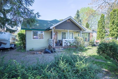Seattle Single Family Home For Sale: 10437 18th Ave SW