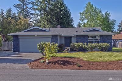 Tacoma Single Family Home For Sale: 2615 147th St E