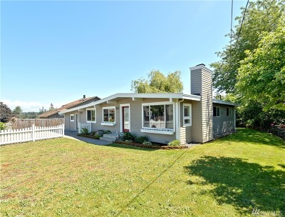 Single Family Home Sold: 3310 202nd St SW