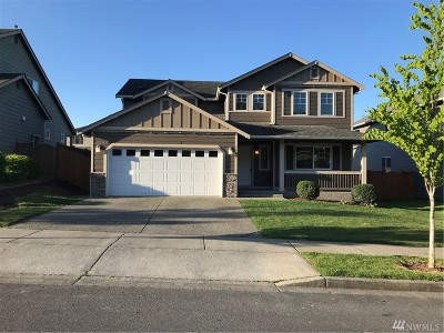Stanwood Single Family Home For Sale: 7140 289th Place NW