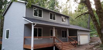 Tenino Single Family Home For Sale: 3440 Blumauer Rd SE