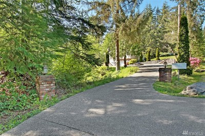 Stanwood Single Family Home For Sale: 15610 56th Ave NW