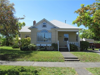 Single Family Home Sold: 511 N Iron St