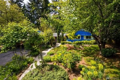 Kirkland Single Family Home For Sale: 11251 110th Ave NE