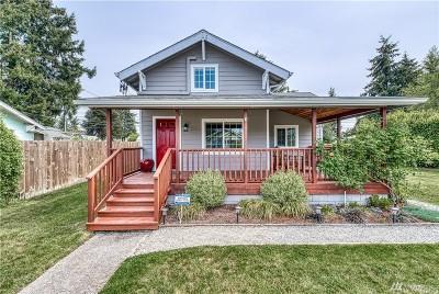 Single Family Home For Sale: 7215 S Alder