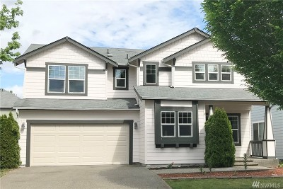 Lacey Single Family Home For Sale: 6932 Inlay St SE