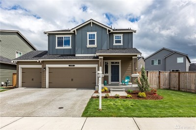 Orting Single Family Home For Sale: 808 Louise Wise Ave NW