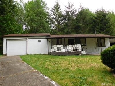 Single Family Home For Sale: 1705 W Star Lake Dr