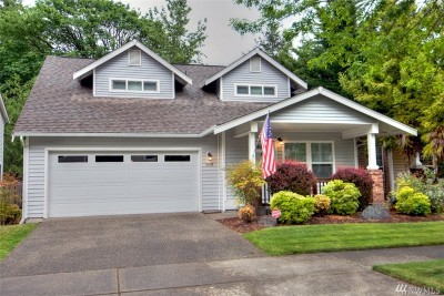 Olympia Single Family Home Pending Inspection: 3410 6th Ave NW
