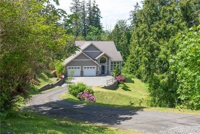 Kingston Single Family Home For Sale: 34599 Bridge View Dr NE