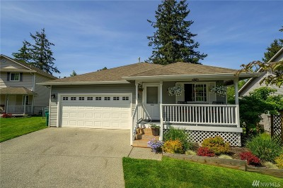 Skagit County Single Family Home For Sale: 1721 S 7th St