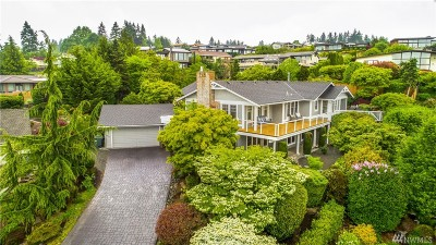 King County Single Family Home For Sale: 8644 NE 17th Pl