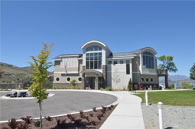 Chelan Condo/Townhouse For Sale: 1350 W Woodin Avenue #B16