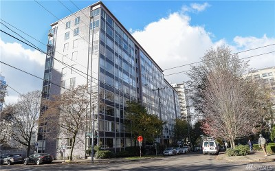 Seattle Condo/Townhouse Sold: 1221 Minor Ave #4