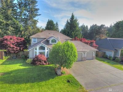 Olympia Single Family Home Pending Inspection: 2512 Cedar Park Lp SE