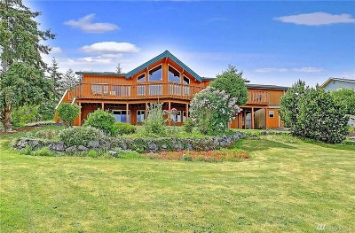 Camano Island Single Family Home For Sale: 1489 Crestview Dr