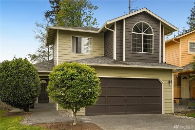 Everett Single Family Home For Sale: 910 137th St SW