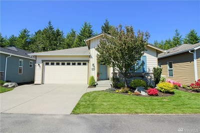 Lacey Single Family Home Pending: 4709 Orcas Ct NE