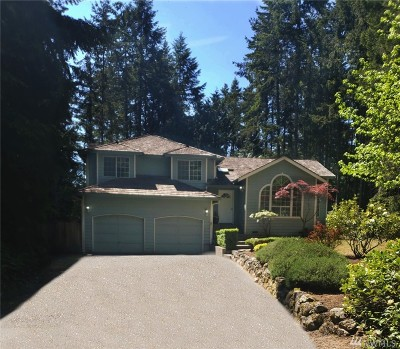 Silverdale Single Family Home For Sale: 4373 NW Hosman Cir